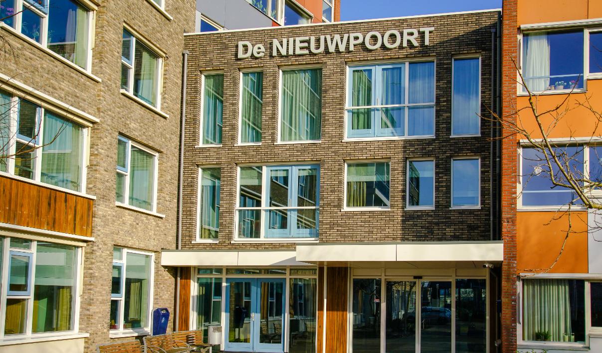 Renovatie zorgcentrum de Nieuwpoort Alkmaar
