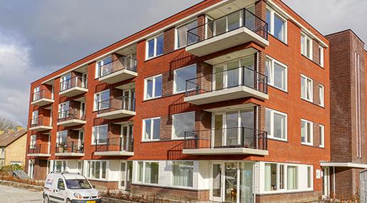 36 appartementen Reeuwijk