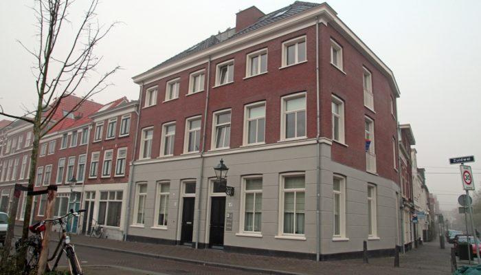 Appartementen te Den Haag