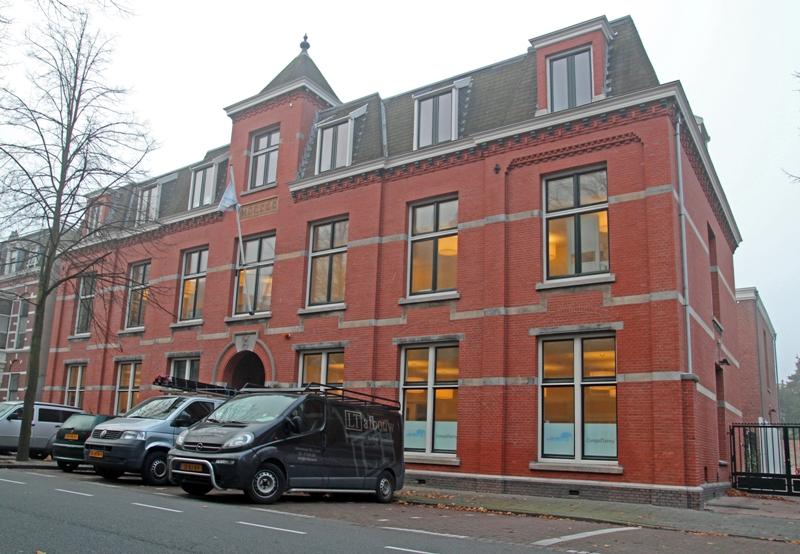 Renovatie kinderdagverblijf Den Haag