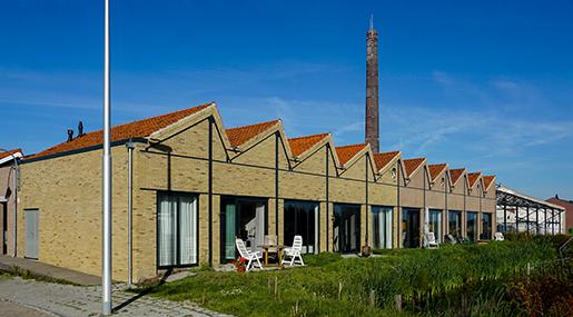 26 woningen Touwfabriek Oudewater