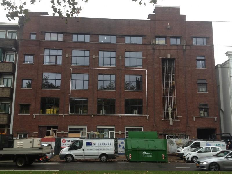 Renovatie Emmahuis Rotterdam