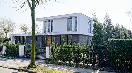 Nieuwbouw villa Wassenaar