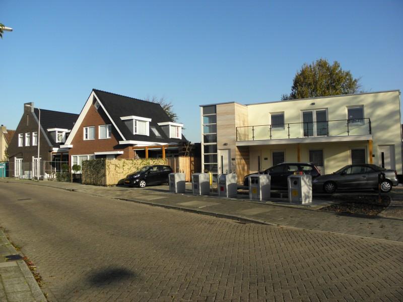 Villa's en appartementen Mendelsdreef