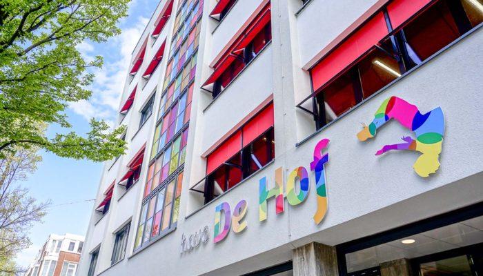Renovatie Havo de Hof  Amsterdam Oost