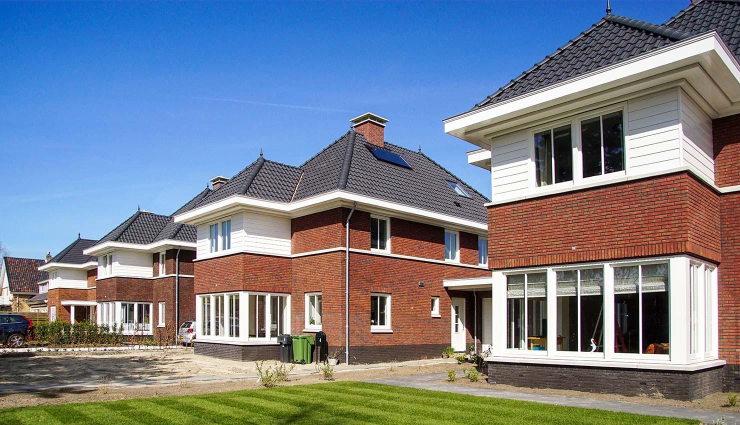 Villa's te Sassenheim