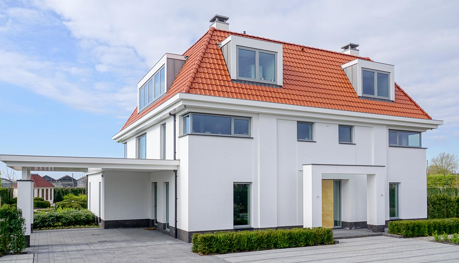 Nieuwbouw Villa 's-Gravenzande