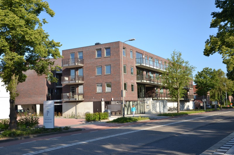 38 appartementen Oranjehof te Lisse