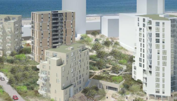 190 Appartementen Duin Almere