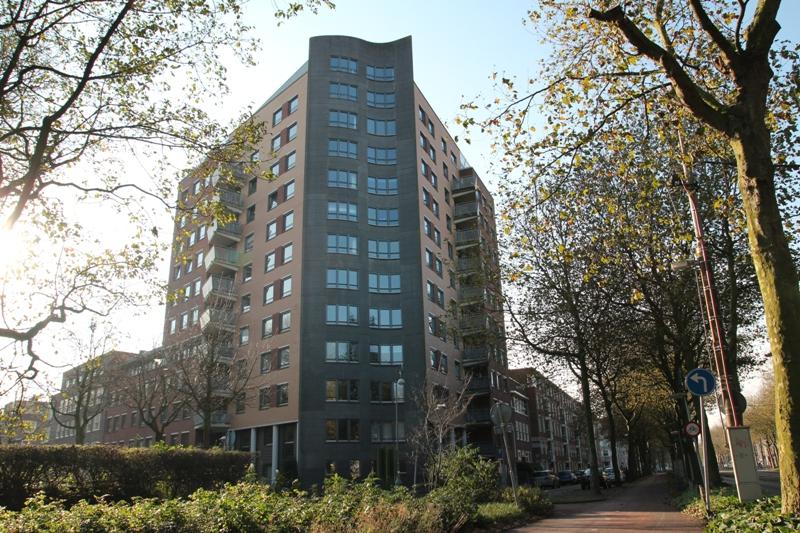 Herstel buitengevelisolatie in Amsterdam