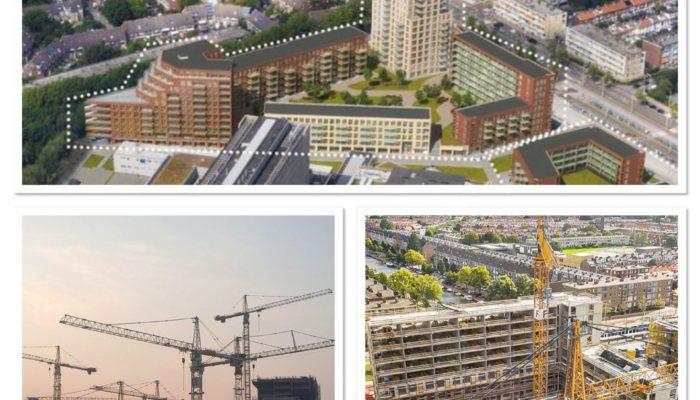 LT Afbouw van start in Den Haag en Almere
