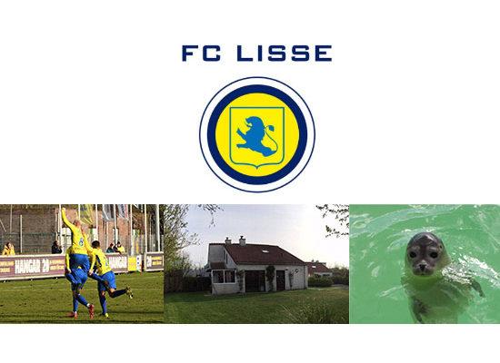 LT Afbouw stelt een kavel beschikbaar op de grote FC Lisse Veiling