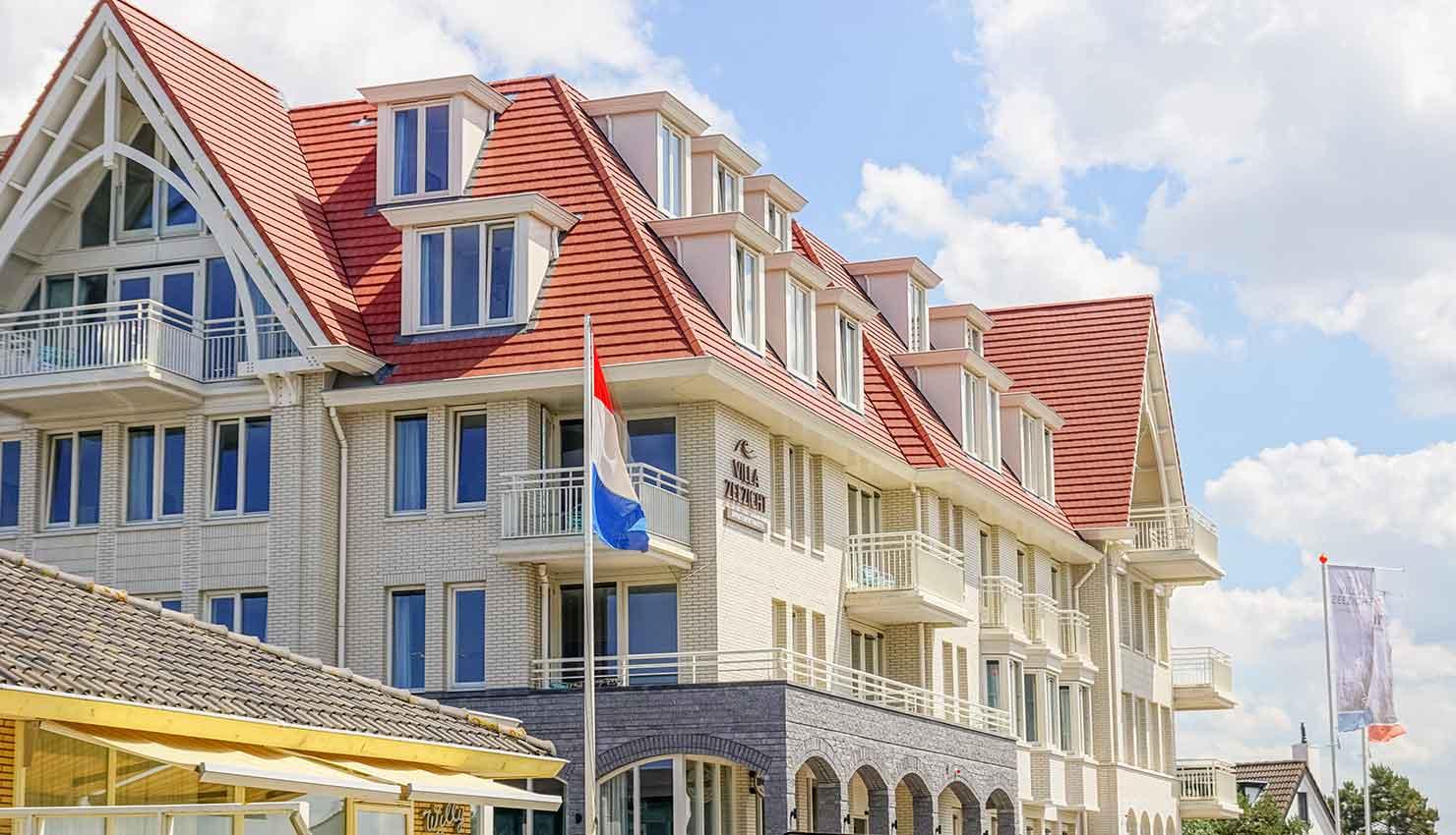 Appartementenhotel Villa Zeezicht te Noordwijk
