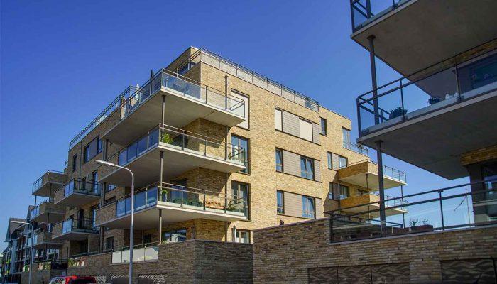 Villa appartementen in Lisse