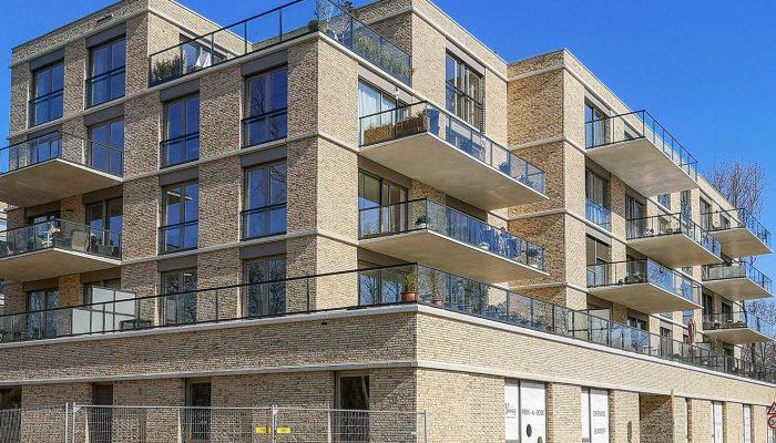 5 appartementengebouwen in Den Haag