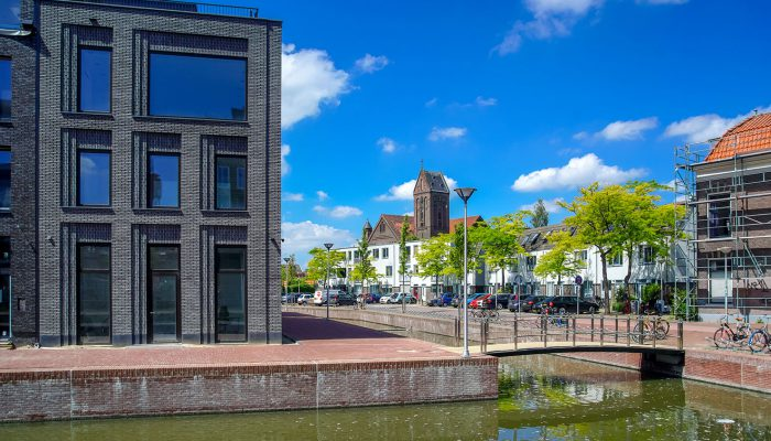 Coendersbuurt in Delft