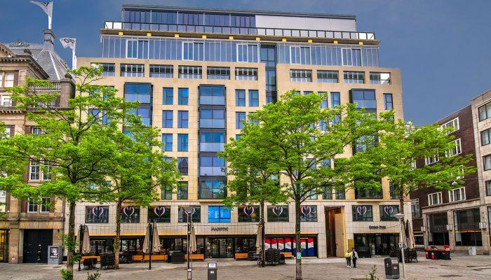 16 luxe appartementen op de Dam in Amsterdam
