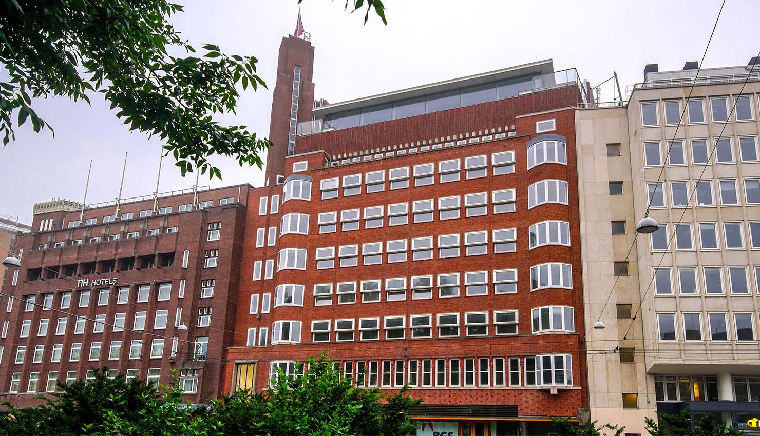 Renovatie Stadhouderskade in Amsterdam