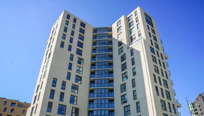190 appartementen in Almere