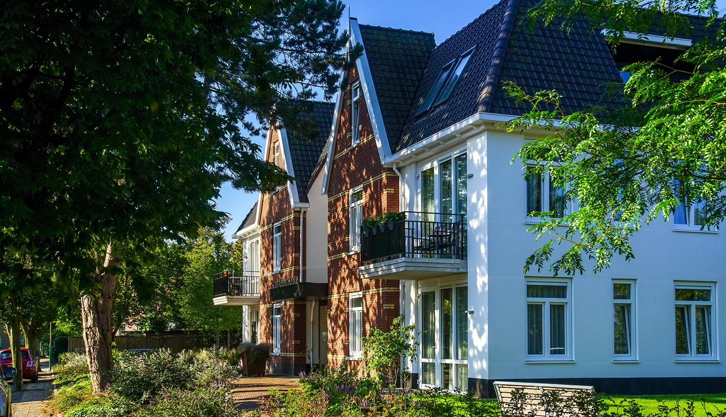 56 appartementen in Baarn