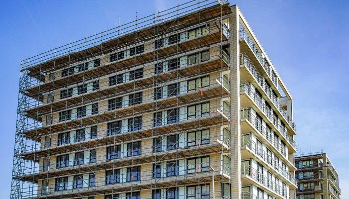 100 appartementen in Zandvoort